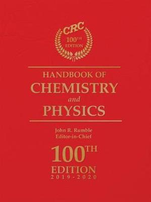 Crc handbook of chemistry and physics 98th edition pdf
