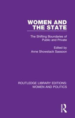 Feminists and State Welfare (RLE Feminist Theory) (Routledge Library Editions: Feminist Theory)