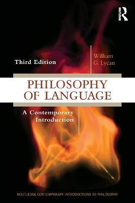 Philosophy of Language : A Contemporary Introduction