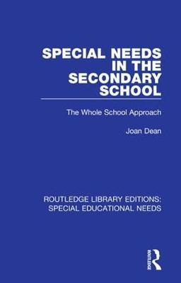 Special Needs in the Secondary School