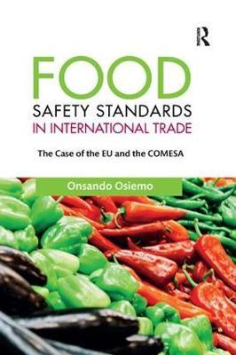 Food Safety Standards in International Trade  The Case of the EU and the COMESA