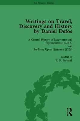 Writings on Travel, Discovery and History by Daniel Defoe, Part I Vol 4