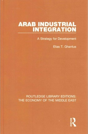 Routledge Library Editions: The Economy of the Middle East