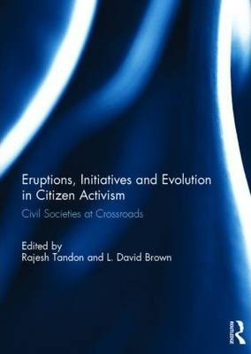 Eruptions, Initiatives and Evolution in Citizen Activism