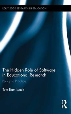 The Hidden Role of Software in Educational Research