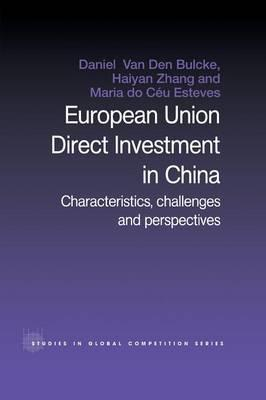 European Union Direct Investment in China