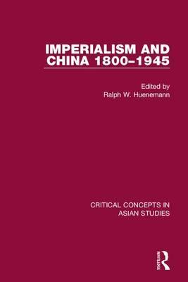 Imperialism and China 1800-1945 CC