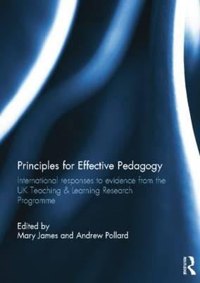 Principles for Effective Pedagogy