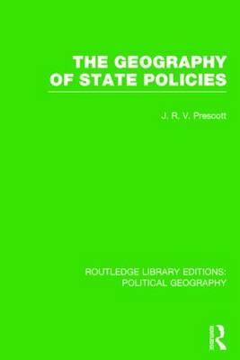 The Geography of State Policies