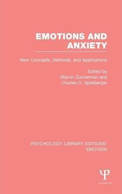 Emotions and Anxiety