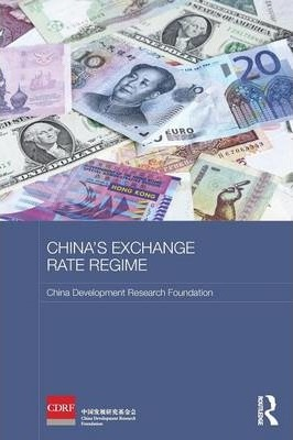China's Exchange Rate Regime