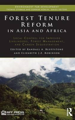 Forest Tenure Reform in Asia and Africa