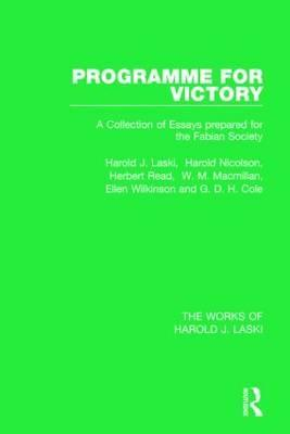 Programme for Victory (Works of Harold J. Laski)