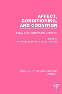 Affect, Conditioning, and Cognition