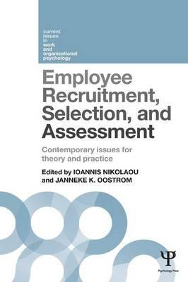 Employee Recruitment, Selection, and Assessment