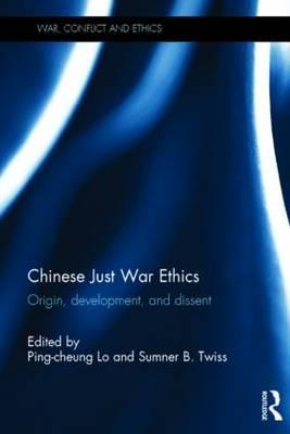 Chinese Just War Ethics