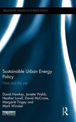 Sustainable Urban Energy Policy