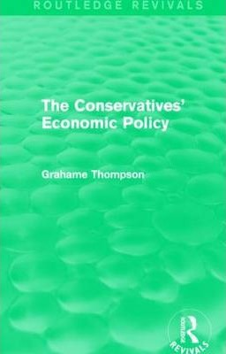 The Conservatives' Economic Policy