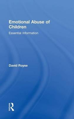 Emotional Abuse of Children