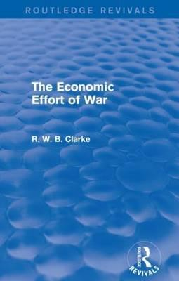 The Economic Effort of War