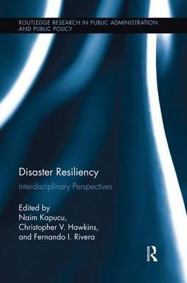 Disaster Resiliency