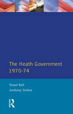 The Heath Government 1970-74