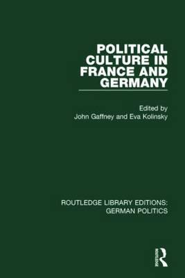 Political Culture in France and Germany
