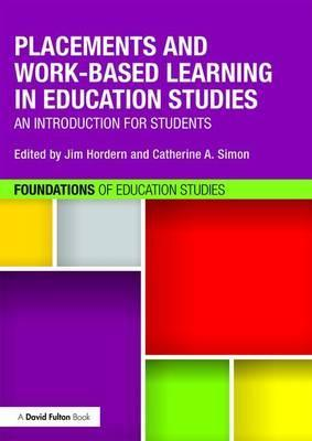 Placements and Work-Based Learning in Education Studies