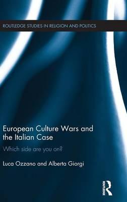 European Culture Wars and the Italian Case