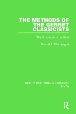 The Methods of the Gernet Classicists