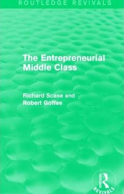 The Entrepreneurial Middle Class