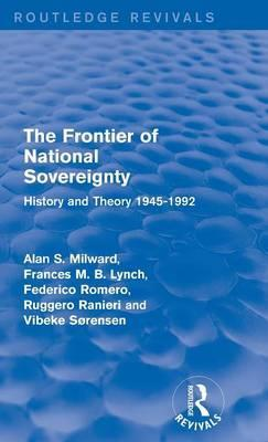 The Frontier of National Sovereignty