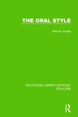 The Oral Style