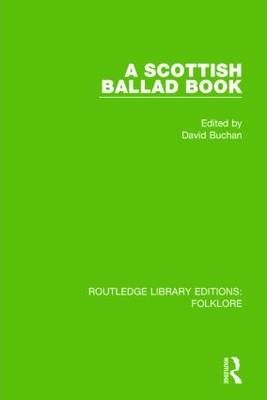 A Scottish Ballad Book
