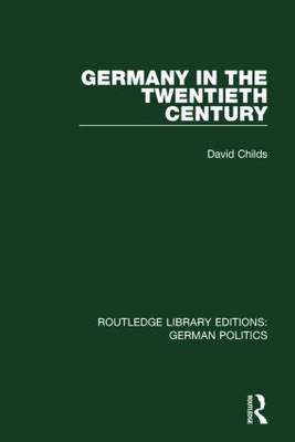 Germany in the Twentieth Century