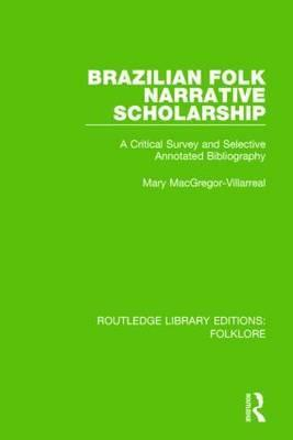 Brazilian Folk Narrative Scholarship Pbdirect