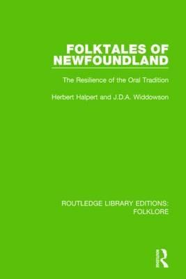 Folktales of Newfoundland Pbdirect
