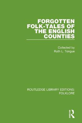 Forgotten Folk-tales of the English Counties Pbdirect