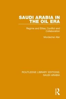 Saudi Arabia in the Oil Era