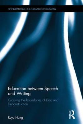 Education between Speech and Writing
