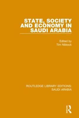 State, Society and Economy in Saudi Arabia Pbdirect