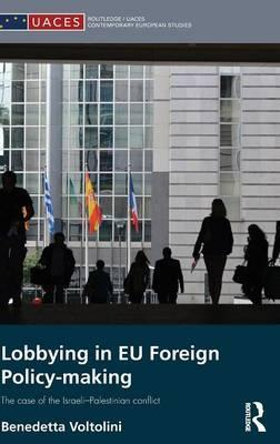Lobbying in EU Foreign Policy-making