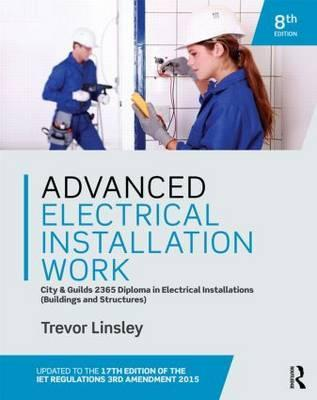 Advanced Electrical Installation Work 2365 Edtion