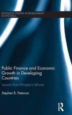 Public Finance and Economic Growth in Developing Countries