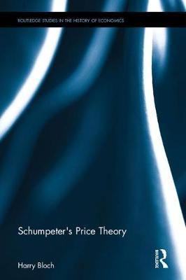 Schumpeter's Price Theory