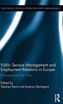 Public Service Management and Employment Relations in Europe