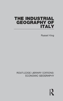 The Industrial Geography of Italy