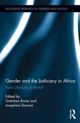 Gender and the Judiciary in Africa
