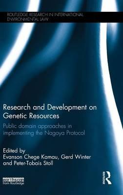 Research and Development on Genetic Resources