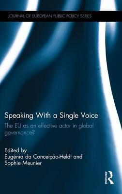 Speaking with a Single Voice